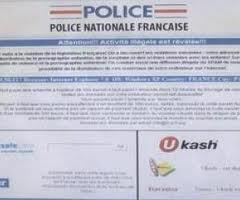 virus police nationale - Ukash Monchy St Eloi